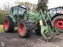 Fendt F 380 GT mit FL, Pritsche, Schiebeschild farm tractor