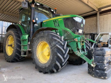 Tractor agrícola John Deere 6190R usado