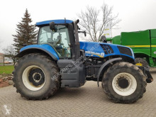 New Holland T 8.390 farm tractor