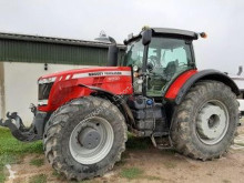 tracteur agricole Massey Ferguson 8737 Dyna VT