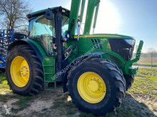 tractor agrícola John Deere 6210R mit Frontlader