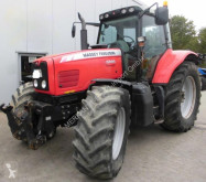 Tracteur agricole Massey Ferguson 6495 + Fronthydraulik occasion