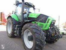 nc DEUTZ-FAHR - TTV 630 mit FH und FZW farm tractor