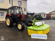tractor agrícola Belarus MTZ - 920 + FZW + Mähwerk