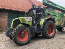 tracteur agricole Claas Axion 820
