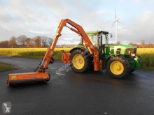 tractor agrícola John Deere 6630 mit Gödde Ausleger GZA 750S