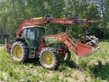 Tracteur agricole occasion John Deere 6610 63qli con Caricatore