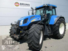 tracteur agricole New Holland TVT 190 AUTO COMMAND