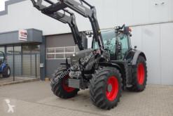 tractor agricol Fendt 714 S4 Cargo Frontlader