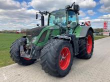 Fendt VARIO 724 PROFI tracteur agricole occasion