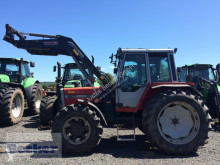 tarım traktörü Massey Ferguson 1007