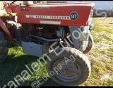 Used old tractor farm tractor Massey Ferguson 147