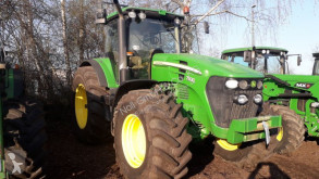 Tractor agrícola John Deere 7930 usado