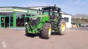 Tracteur agricole John Deere 7230 R CQE-50 occasion