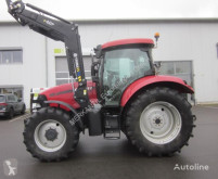 tracteur agricole Case MAXXUM X 115 m. Frontlader