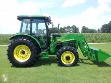 landbrugstraktor John Deere 5520