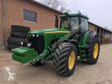 landbrugstraktor John Deere 8520 ILS, Powr Shift