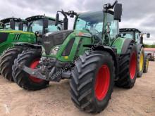 tractor agrícola Fendt 724