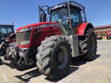 tracteur agricole Massey Ferguson MF 8727 Dyna-VT Forstausstattung