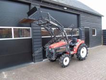 tractor agrícola Mitsubishi MT221 minitrekker met voorlader stuurbekrachtiging