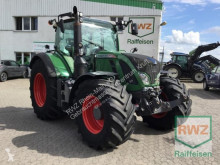 Fendt 724 Vario Profi Plus 农用拖拉机