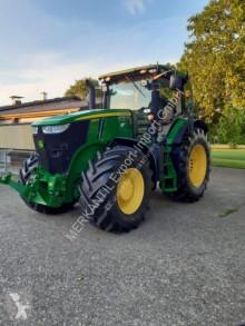 Trattore agricolo John Deere 7230R 9L Motor usato