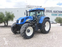 tractor agrícola New Holland T7540