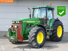 tracteur agricole John Deere 8200 MADE IN THE USA