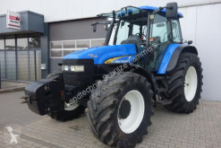 Tracteur agricole New Holland TM 155 Powercommand occasion