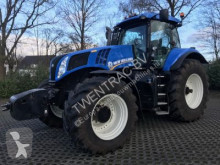 Tracteur agricole New Holland T 8.390 occasion
