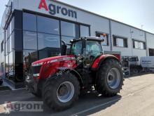 Tracteur agricole Massey Ferguson 8735 occasion