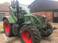 tractor agrícola Fendt 512 SCR Power fronthef