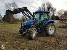 Tracteur ancien New Holland TD4000F TD 5010
