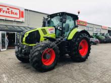 tractor agrícola Claas Axion 870 Cmatic ***mit FZW***