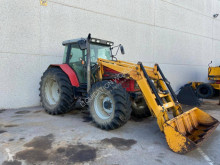 tractor agrícola Massey Ferguson 6265 (John Deere-Case)