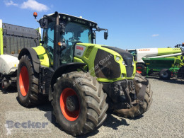 tractor agrícola Claas Axion 830 C-MATIC
