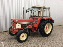 tracteur agricole Case IH 744