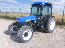 New Holland TN95FA farm tractor