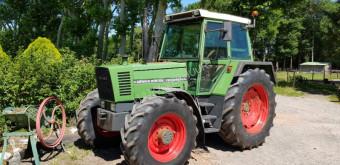 tractor agrícola Fendt 310 LSA