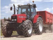 tractor agrícola Massey Ferguson 6265