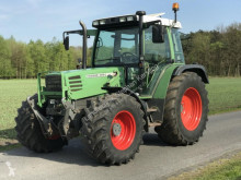 tractor agrícola Fendt Farmer 309 C + Stoll Robust 30 Frontlader