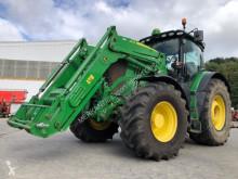 tracteur agricole John Deere 6215R FZW FL
