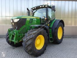 John Deere 6215R használt mezőgazdasági traktor
