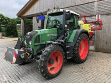 Fendt 412 Vario TMS 8 fach Bereift & Frontlader tracteur agricole occasion