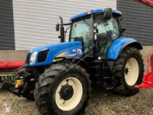 New Holland T6070 tracteur agricole occasion