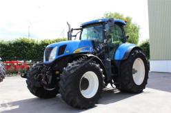 New Holland T7040 Powercommand farm tractor