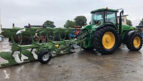 John Deere farm tractor 8300 PowerShift+Krone VD Pflug 5 Schar