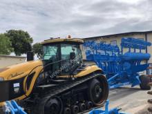 Zemědělský traktor Challenger MT 865 + Lemken Rubin Gigant 12S/1200