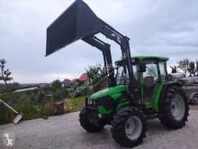 Deutz-Fahr Agroplus 60 + Tur Quicke ciągnik kołowy zemědělský traktor použitý