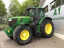 John Deere 6210R ALLRADTRAKTOR tracteur agricole occasion